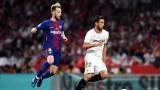Барселона подобрява условията по договора на Иван Ракитич