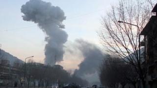 Талибани извършиха самоубийствена атака в Кабул