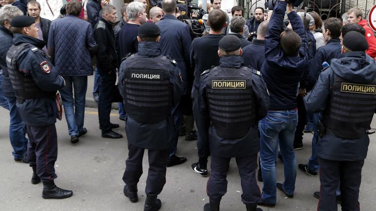 Двама загинали при стрелба в Москва