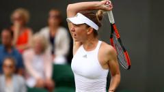 За пети пореден път: Симона Халеп на 1/4-финал в Синсинати