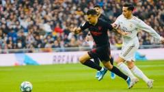 Реал (Мадрид) - Севиля 0:0, отмениха гол на гостите