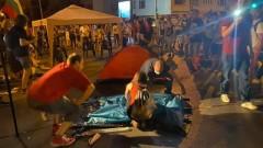 Пред румънското посолство в София вдигат нов палатков лагер