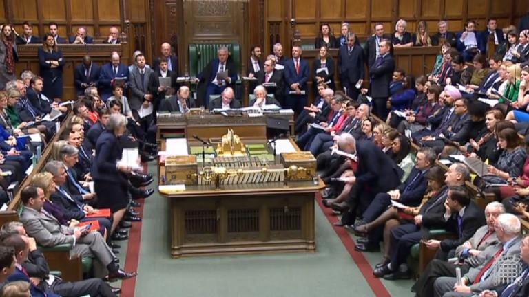 Парламентът отхвърли поправка за втори референдум за Брекзит