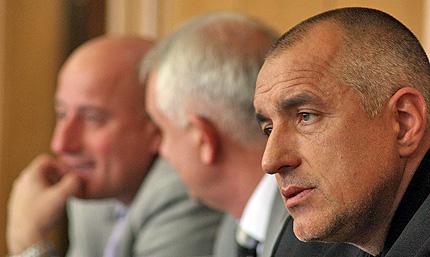 Борисов: Станишев направи преврат в София