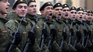 154 хиляди новобранци призовани в руската армия