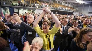 Шотландските националисти печелят изборите, но губят абсолютното си мнозинство