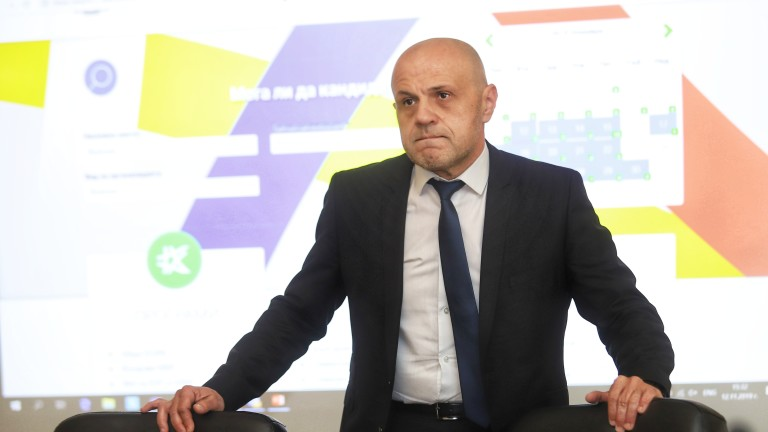 Удовлетворяваме протестиращите, убеден Томислав Дончев