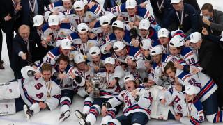 САЩ спечели световната титла в хокея на лед за младежи