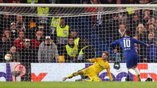 Челси излъга Айнтрахт с дузпи и е на финал в Баку срещу Арсенал