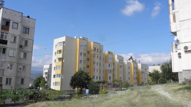 """Протест срещу строеж между два блока в столичния кв. """"Гоце Делчев"""""""