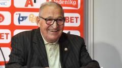 Пенев: Питайте финансовия министър дали в Ботев (Пд) са взели пари от друг клуб