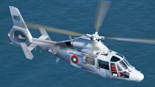 С вертолет превозили спешно родилка от Силистра до Варна