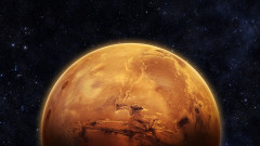 Марс отблизо в невиждани досега кадри
