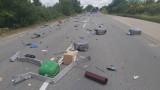 Дете пострада при верижна катастрофа в Пловдив