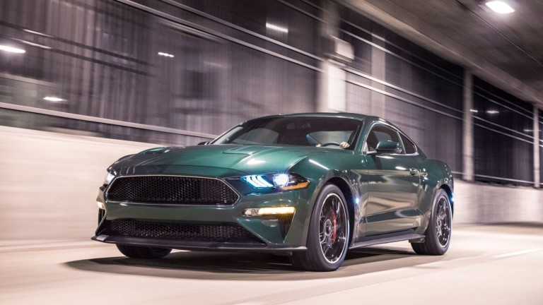Ford Mustang Bullit от 2019 година ни напомня за Стив МакКуин