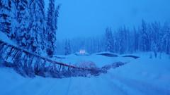 Студено, с валежи от сняг – в сила е жълт код за цялата страна