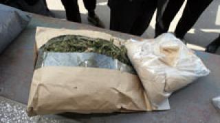 5 чувала с марихуана откриха в благоевградско село
