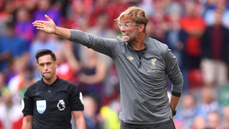 Мениджърът на Ливърпул Юрген Клоп коментира контузията на една от