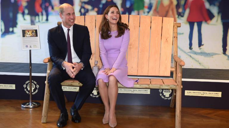 Уилям, Кейт и дрехите, които не са за един път