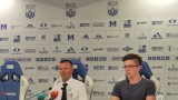 Стойчо на пресконференцията: Поздравления за момчетата, заварих ЦСКА с 9 контузени