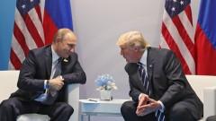 Съветвали Тръмп да не поздравява Путин, но той не ги послушал
