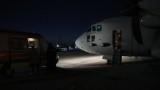 """Със самолет """"Спартан"""" на ВВС помогнаха за донорска ситуация"""