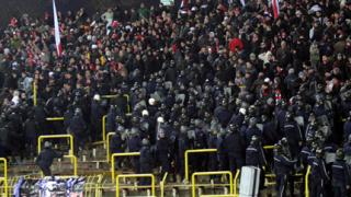 Над 1000 полицаи пазят ЦСКА-Левски