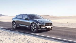 Jaguar показа първия си изцяло електрически SUV (ВИДЕО)