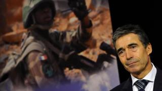Расмусен изненадa Либия