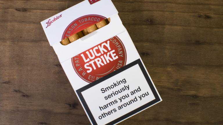 British American Tobacco се срина на борсата до най-ниското си