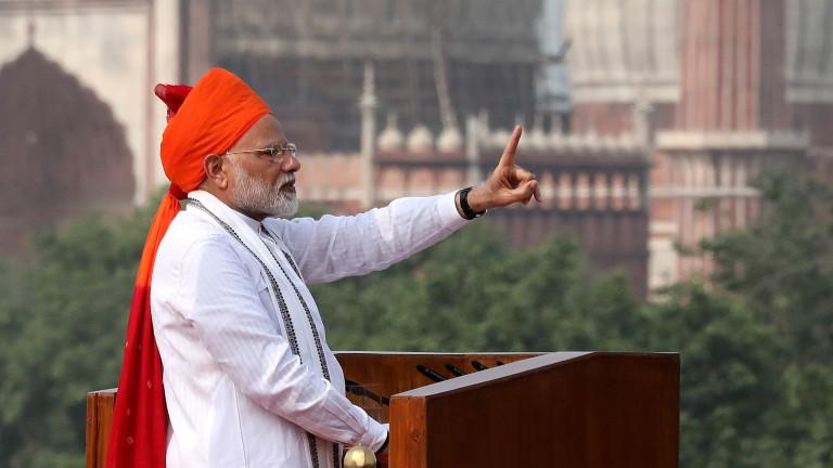 Индия стартира най-голямата система за здравно осигуряване в света