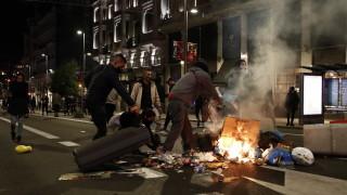 Втори ден сблъсъци между протестиращи и полиция в Испания заради COVID мерките