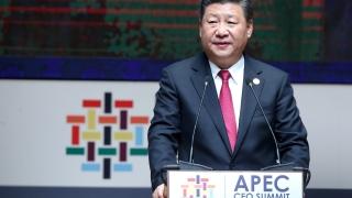 Китайският президент защити свободната търговия, заклейми протекционизма на Тръмп