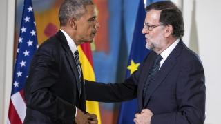 Обама се срещна с испанския премиер