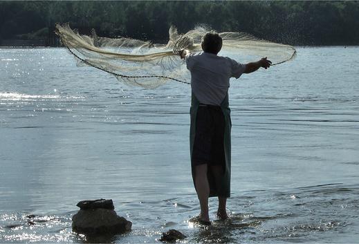 Хайка за незаконен риболов на Дуранкулак и Шабла