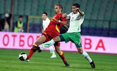 Пробвайте Ивелин Попов за голмайстор