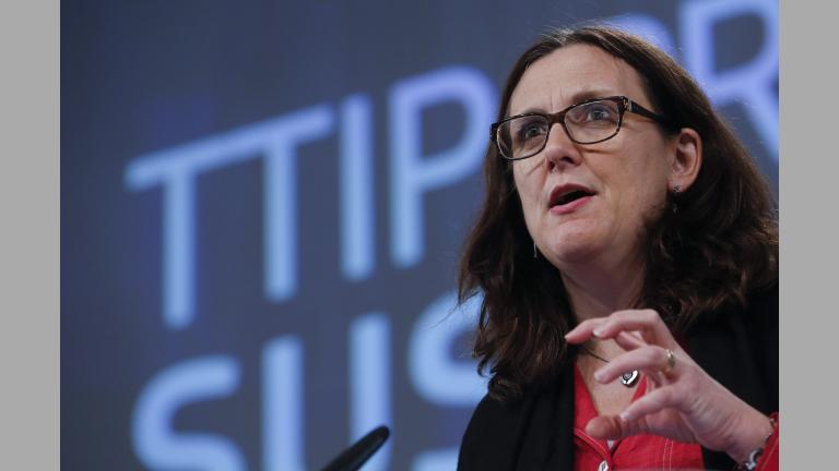 Напрежение около търговските преговори между ЕС и Великобритания
