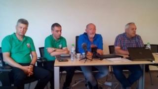 Марк Бата: Предстои ни много работа, за да подобрим нивото на реферите в България