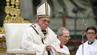 Папата призова към милосърдие и справедливост