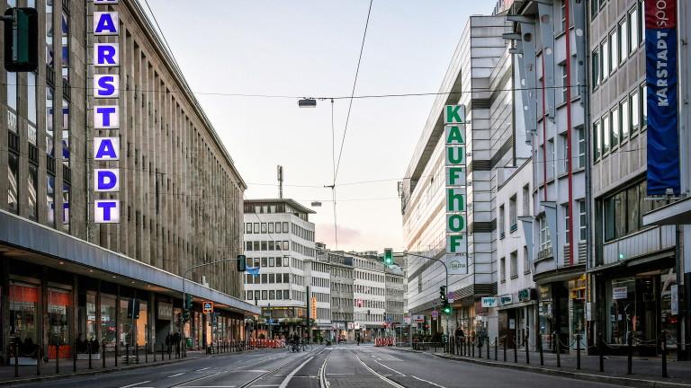140 починали и 6156 заразени с коронавирус в Германия за 24 часа
