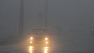Проходими, но мъгливи пътища в област Търговище