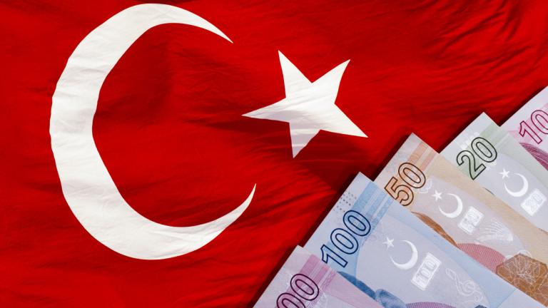 Турция с рекорден период на излишък, намали дефицита си с 40%