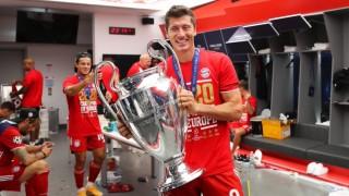 Очаквано: Роберт Левандовски е най-добрият футболист на УЕФА!