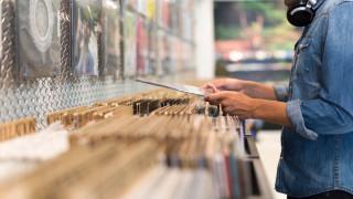 Приложение открива музикални албуми по снимка