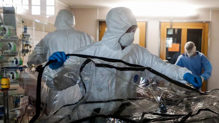 Германия предупреди за предстоящи тежки времена, ако не спрат коронавируса