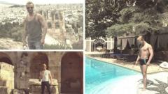 Крум на екскурзия в Атина (СНИМКИ)