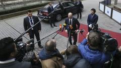Мартин Шулц няма да се кандидатира трети мандат за шеф на ЕП