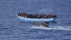 Бреговата охрана на Румъния спаси 157 мигранти в Черно море