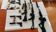 Спецпрокуратурата задържа петима за производство и продажба на оръжия
