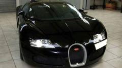 Дженсън Бътън продава своето Bugatti Veyron (галерия)